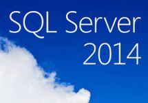 SQL 2014